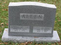 Bertha <i>Wilson</i> Allen