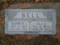 Elizabeth Jane <i>Bywater</i> Bell