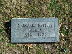 Margaret <i>Nettles</i> Bethea