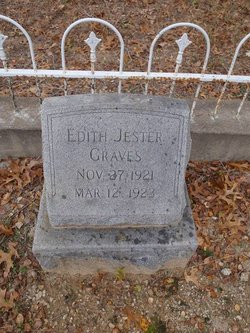 Edith <i>Jester</i> Graves