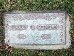 Harry Gentry