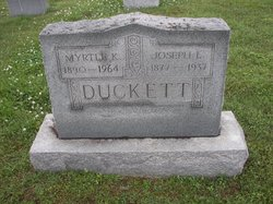 Joseph Leander Duckett
