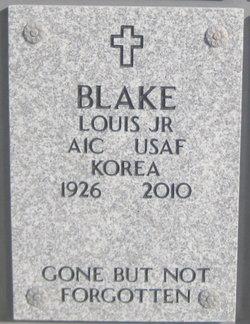 Louis Blake, Jr