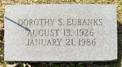 Dorothy Merle <i>Smith</i> Eubanks