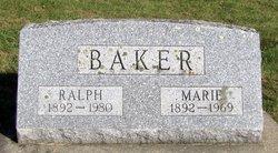 Marie Gladys <i>Boettcher</i> Baker