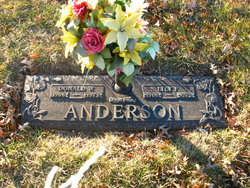 Lily Frances <i>Johnson</i> Anderson