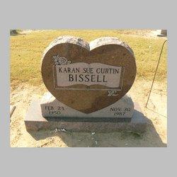 Karan Sue <i>Curtin</i> Bissell