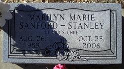 Marilyn Marie <i>Sanford</i> Stanley