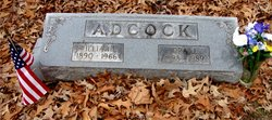 Ora <i>Jacobs</i> Adcock