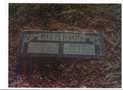 Alice Ora <i>Turns</i> Patterson
