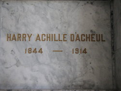 Harry Achille D'Acheul