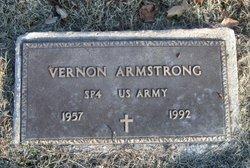 Vernon Armstrong