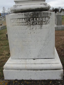 William Cannon