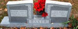 Faye Marie <i>Mize</i> Baker