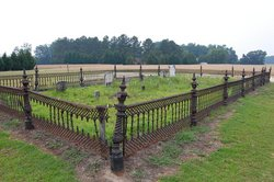Archibald Monk Family Cemetery