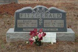 Lourinda Ellen <i>Price</i> Fitzgerald
