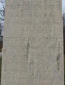 Maj Fitzhugh Birney