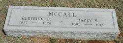 Gertrude Elizabeth <i>Rhodes</i> McCall