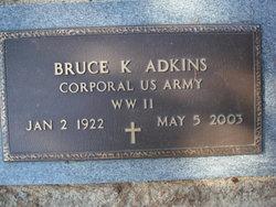 Bruce Kenzil Adkins