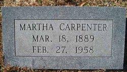 Martha Caroline Carpenter