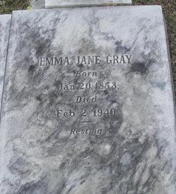 Emma Jane Gray