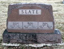 James Monroe Slate
