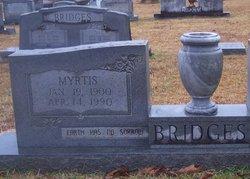 Myrtis <i>Bates</i> Bridges