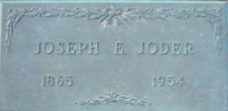 Joseph Elmer Joder