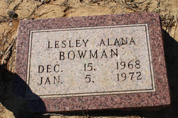 Lesley Alana Bowman