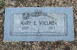 Mary E <i>Randall</i> Vollmer