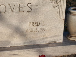 Fred Lafayette Groves
