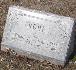 Mae Belle <i>Scott</i> Rohr