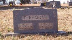 Theodocia Berthinia Docia <i>Case</i> Plemmons