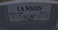 Belle <i>Gilson</i> Ianson
