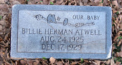 Billy Herman Atwell