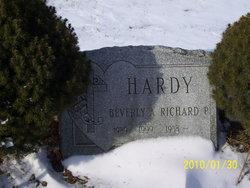 Beverly A. <i>Tebeau</i> Hardy