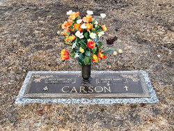 Florence <i>Hughes</i> Carson