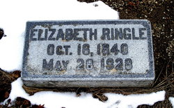 Elizabeth <i>Ebersole</i> Ringle