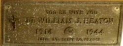 Lieut William J. Heaton