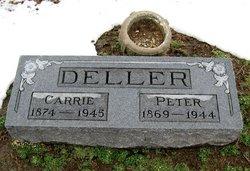 Caroline Carrie <i>Miller</i> Deller