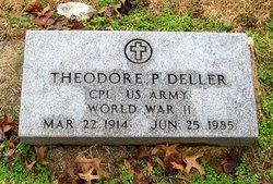 Theodore Ted P Deller