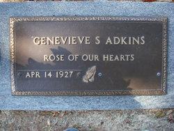 Genevieve S Adkins