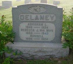 Rebecca Jane <i>Headlee</i> Delaney