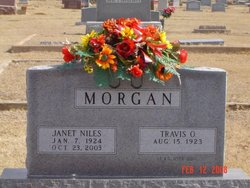 Janet Isabel <i>Niles</i> Morgan