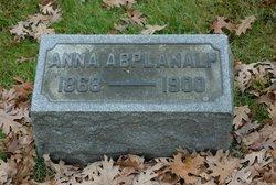Anna <i>Fuhrer</i> Abplanalp