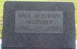 Dale McElwain Allender