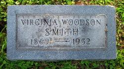 Virginia <i>Woodson</i> Smith