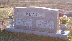 Opal O. <i>Woolridge</i> Black