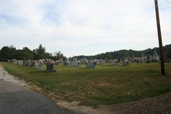 Saint Johns Lutheran Cemetery at the Crossroads