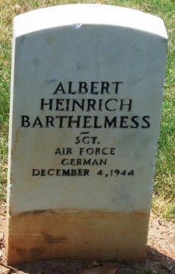 Albert Heinrich Barthelmess